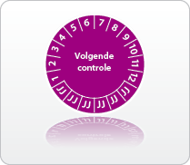 Volgende controle paars